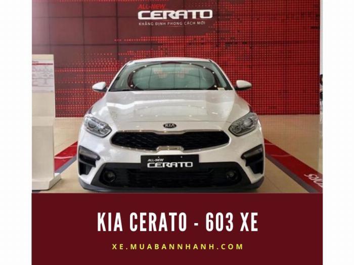 Kia Cerato - 603 xe