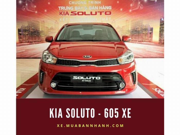Kia Soluto - 605 xe