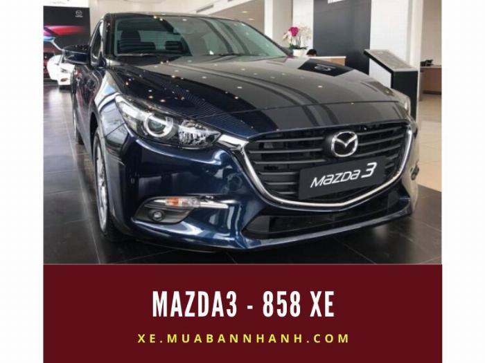 Mazda3 - 858 xe