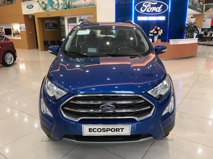 Ford EcoSport Titanium 1.5L AT 2019 0