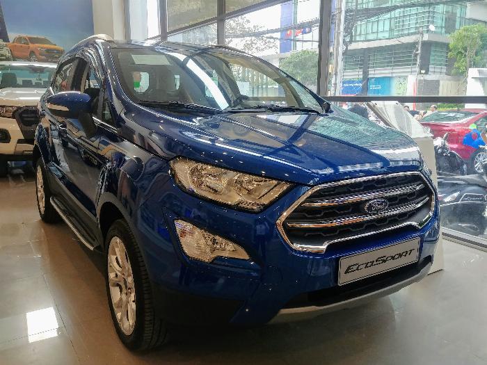 Ford EcoSport Titanium 1.5L AT 2019 1