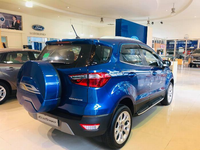 Ford EcoSport Titanium 1.5L AT 2019 2