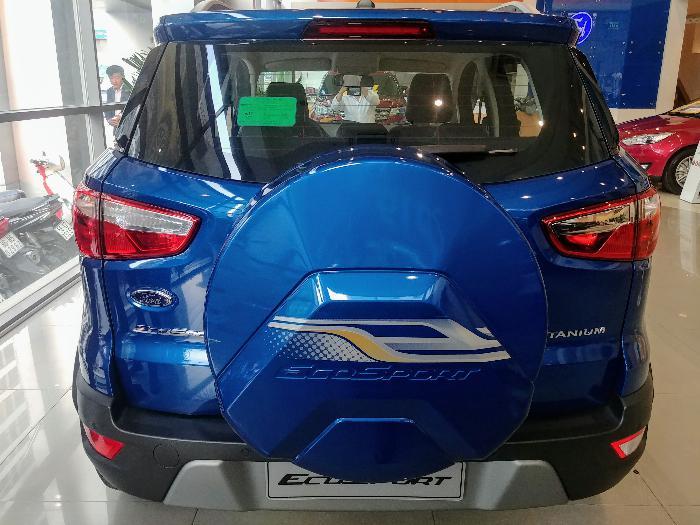 Ford EcoSport Titanium 1.5L AT 2019 3