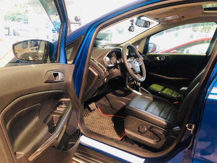 Ford EcoSport Titanium 1.5L AT 2019 4