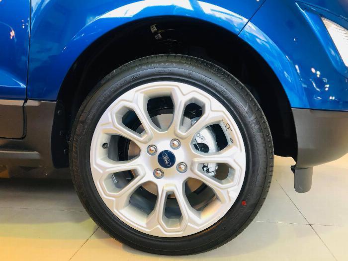 Ford EcoSport Titanium 1.5L AT 2019 5