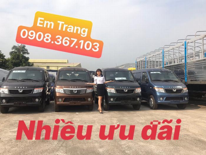Xe Kenbo Van giá rẻ, đơì 2019, giảm ngay 20tr khi mua xe 2