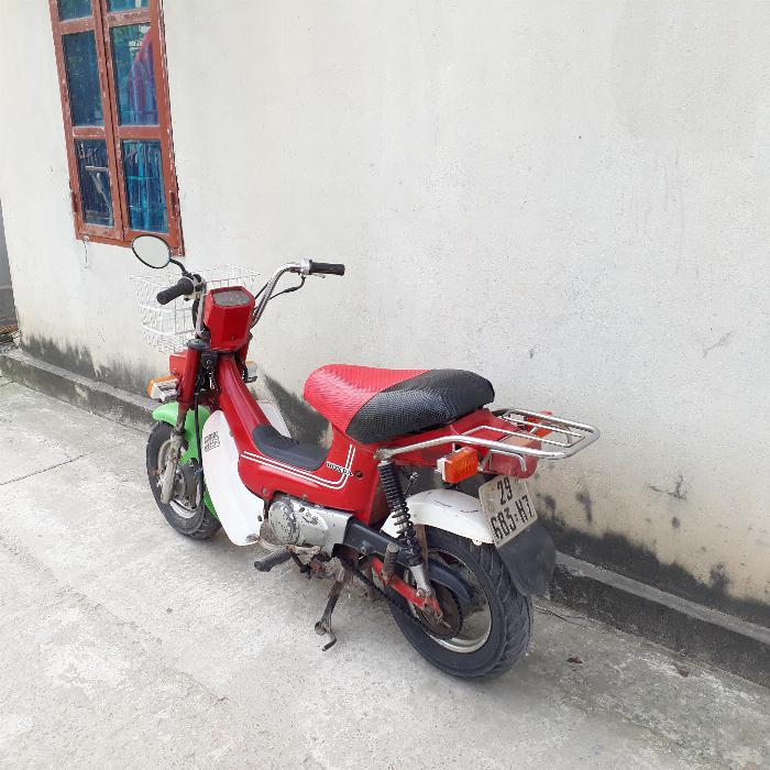 Chaly Honda Cub Nhật nguyên bản biển Hà Nội 29 4