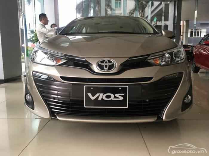 Nhà máy Toyota Vios 2020 Giá niêm yết 0