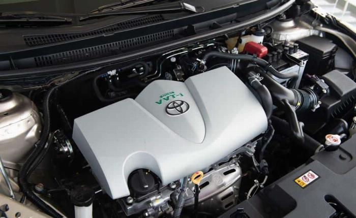 Nhà máy Toyota Vios 2020 Giá niêm yết 1