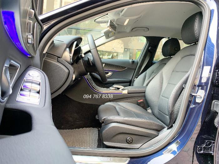 Bán Mercedes C200 2020 màu xanh siêu lướt giá tốt 3
