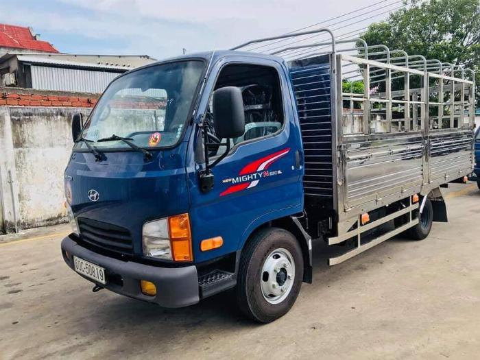 Xe tải Hyundai N250SL. tải 2,4 tấn, thùng dài 4m3 2