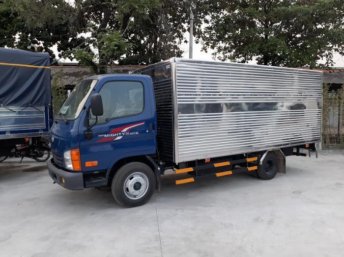 Xe tải Hyundai N250SL. tải 2,4 tấn, thùng dài 4m3 5