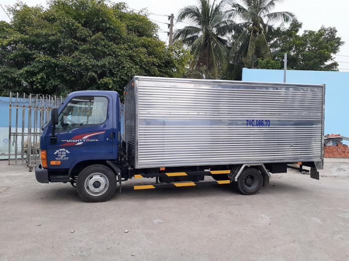 Xe tải Hyundai N250SL. tải 2,4 tấn, thùng dài 4m3 7