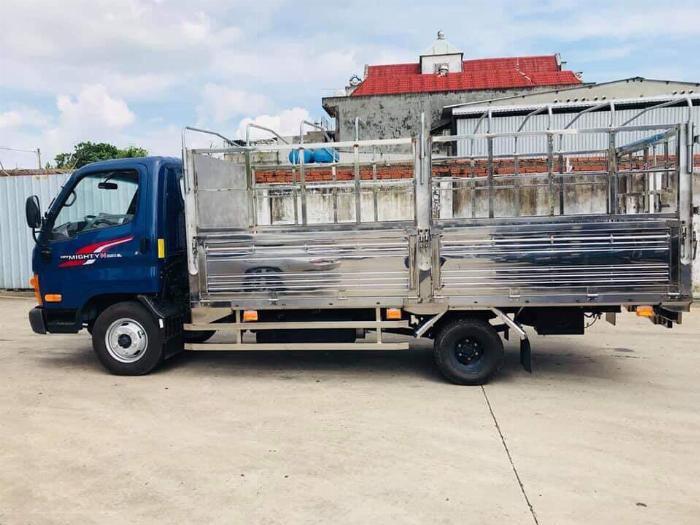 Xe tải Hyundai N250SL. tải 2,4 tấn, thùng dài 4m3 1