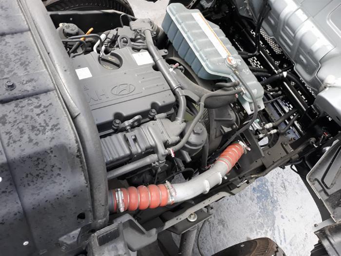 Xe tải Hyundai N250SL. Thùng Đông Lạnh Quyền 4