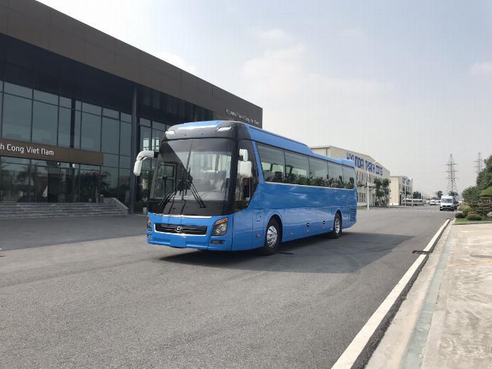 Giá Xe Hyundai Universe 47 chỗ. Hổ trợ 70 - 90% 0