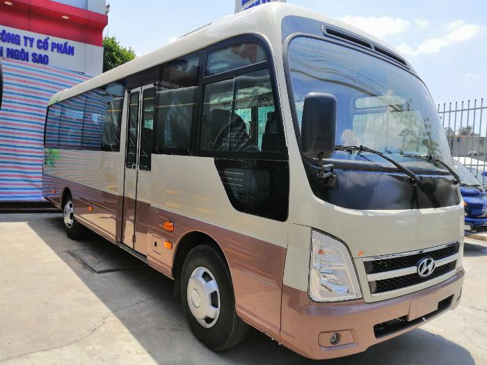 Giá Xe Hyundai County 29 chỗ. Hổ trợ 70 - 90% 0
