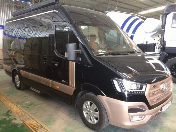 Giá xe Hyundai Solati 16 chỗ , Hổ trở trả góp 70 - 90% 0