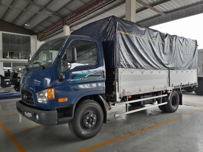 Đánh giá xe tải Hyundai New Mighty 110SP 7 tấn