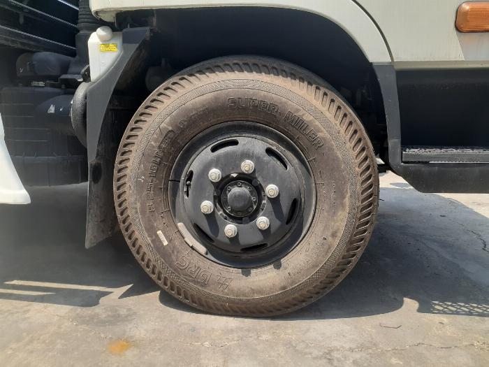 Giá Xe Tải Hyundai 7 Tấn ( New Mighty 110SP. Thùng Kín, Hổ trợ 70 - 90% 3
