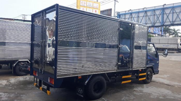 Xe Tải IZ49 Tải 1,9 2,4 tấn chạy vào thành phố. Hổ trợ 70 - 90% 4