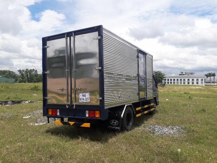 Xe Tải IZ49 Tải 1,9 2,4 tấn chạy vào thành phố. Hổ trợ 70 - 90% 5