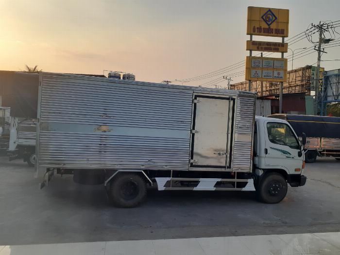 Đại lý bán xe tải Hyundai Mighty 110SP uy tín, giá tốt tại TPHCM