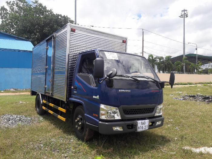 Xe Tải IZ49 Tải 1,9 2,4 tấn chạy vào thành phố. Hổ trợ 70 - 90% 9