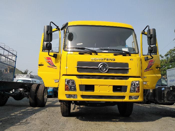 Dongfeng B180 9 tấn thùng dài 7.5m 1