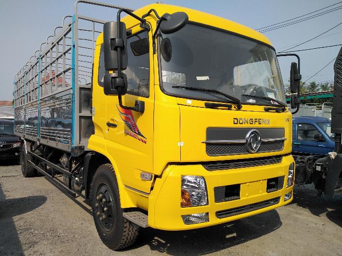 Dongfeng B180 9 tấn thùng dài 7.5m 4