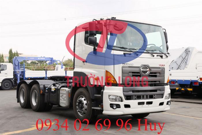Đầu Kéo HINO 700 SS2P  2019 Giao Ngay, Giá Đầu Kéo HINO 700 SS2P Trả Góp 0