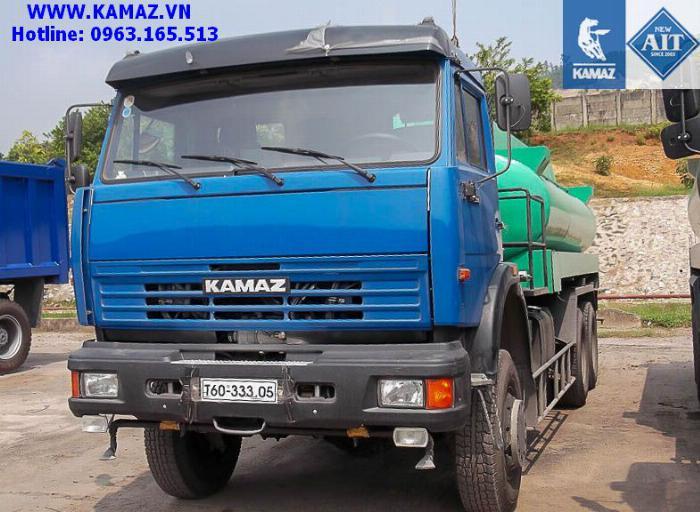 XE BỒN XĂNG DẦU KAMAZ 53228 3 CẦU THỂ TÍCH 18 KHỐI, xe bồn xăng dầu kamaz 3 chân cầu thể tích 18 khối, xe bồn xăng dầu kamaz 4