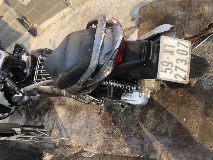 Cần bán nhanh chiếc xe Honda AB Fi 2012 BSTP 9 nút... giá mềm tuột dốc luôn! 1