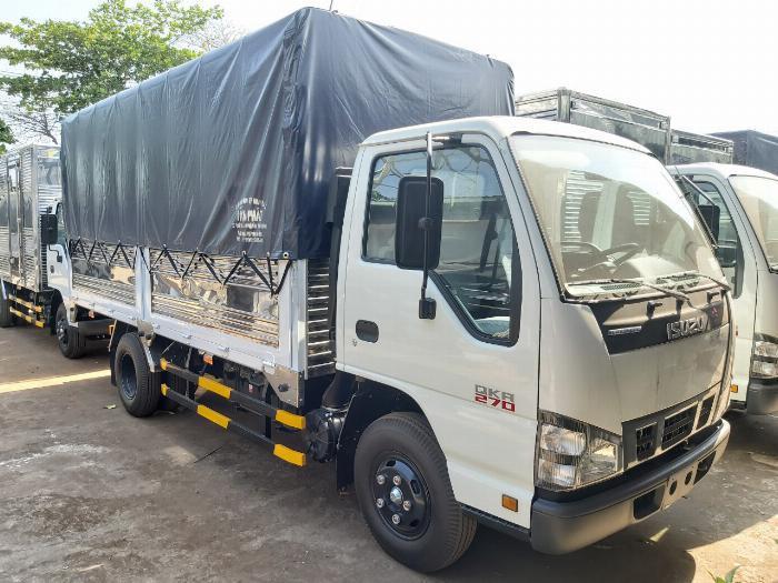Báng giá xe tải Isuzu 1.9 tấn