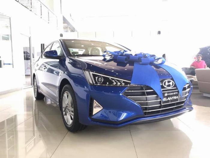 Hyundai Elantra 2020, đủ màu giao ngay 0