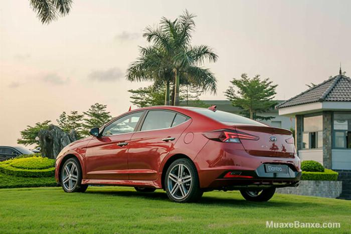 Hyundai Elantra 2020, đủ màu giao ngay 5