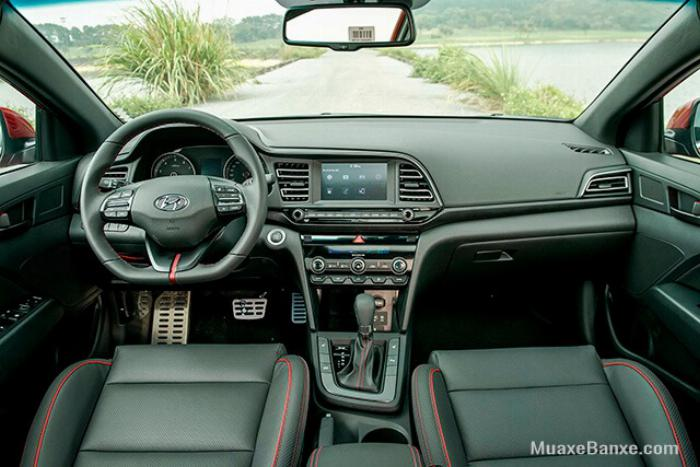 Hyundai Elantra 2020, đủ màu giao ngay 6
