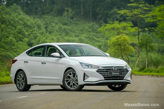 Hyundai Elantra 2020, đủ màu giao ngay 12