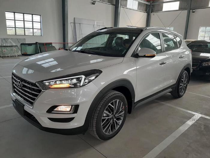 Hyundai Tucson 2020 1.6AT Turbo 9