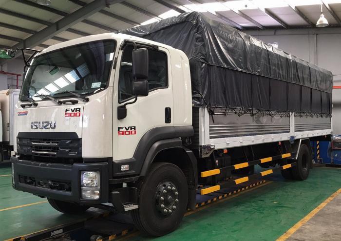 giá xe tải isuzu 8 tấn fvr34s