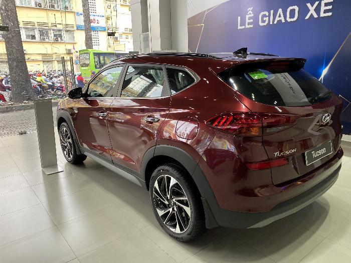Hyundai Tucson 2.0 CRDi (Dầu) 2020 3