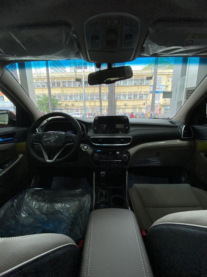 Hyundai Tucson 2.0 CRDi (Dầu) 2020 1