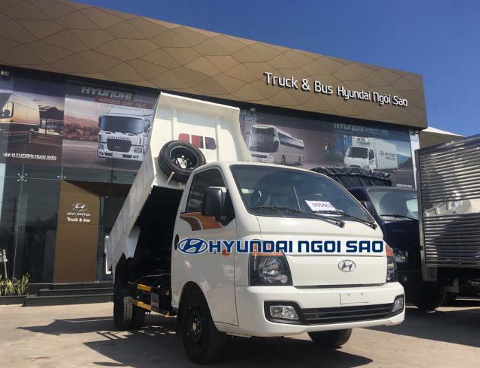 Hyundai H100 sản xuất năm 2019 Số tay (số sàn) Xe tải động cơ Dầu diesel