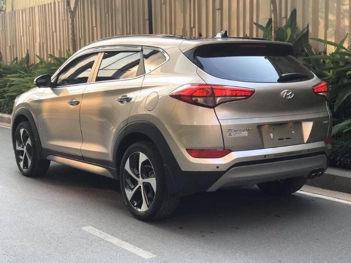 Hyundai Tucson 2.0 CRDi (Dầu) 2020 8