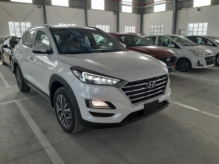 Hyundai Tucson 2.0 CRDi (Dầu) 2020 10