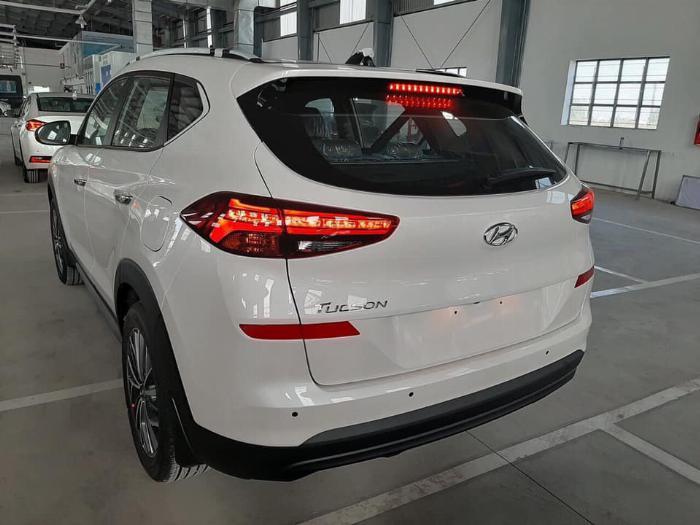 Hyundai Tucson 2.0 CRDi (Dầu) 2020 12
