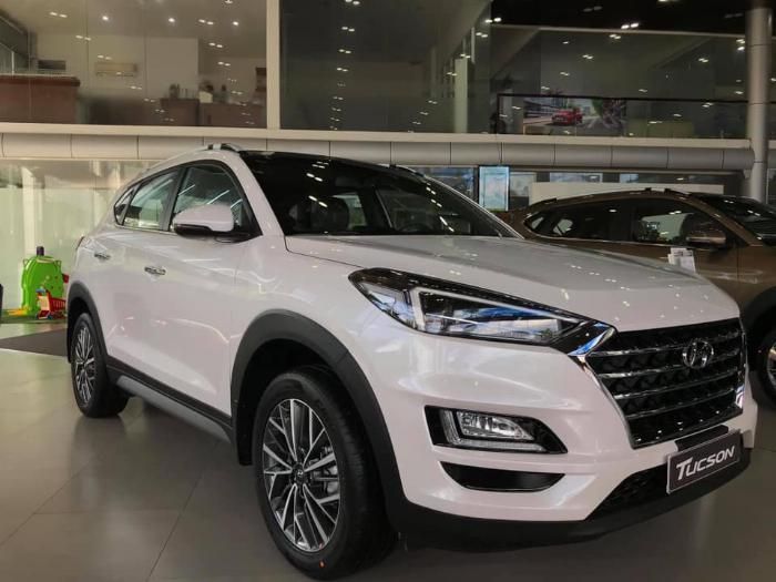 Hyundai Tucson 2.0 CRDi (Dầu) 2020 15