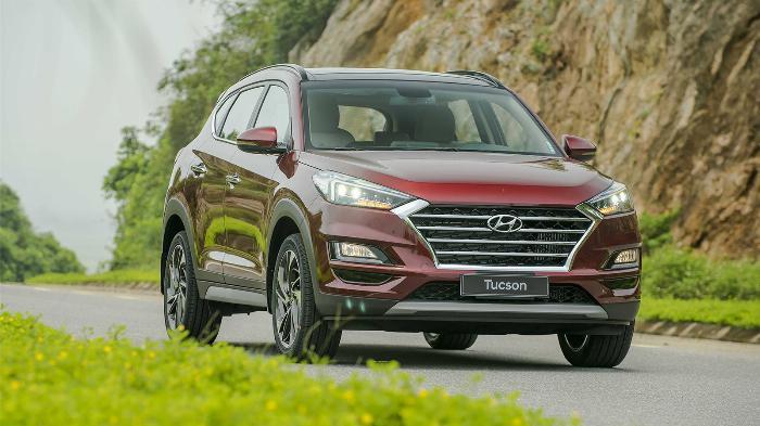 Hyundai Tucson 2.0 CRDi (Dầu) 2020 2