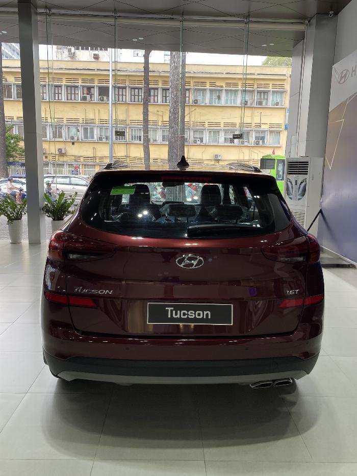 Hyundai Tucson 2.0 CRDi (Dầu) 2020 16