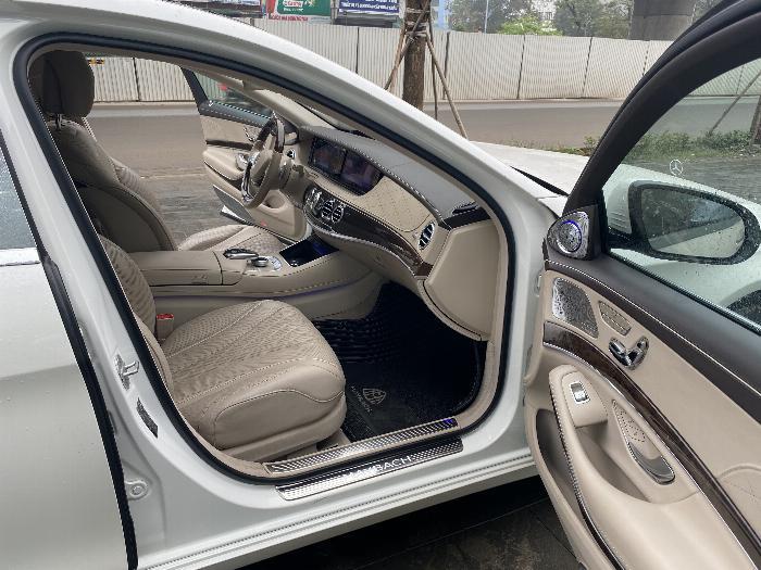Bán Mercedes Maybach S400,sản xuất 2016,xe cực mới,giá tốt . 7